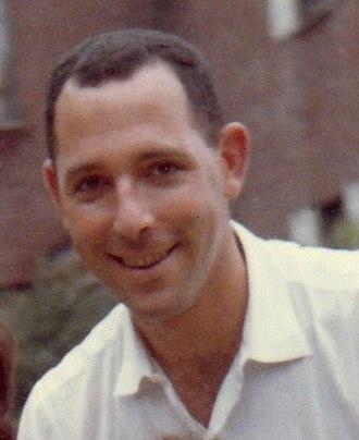 John M. Freeman - Portrait of John M. Freeman, neurologist, taken by Florence K. Freeman, his mother, in 1962.