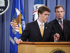 John T. Morton - John T Morton at a 2009 Drug Trafficking Press Conference