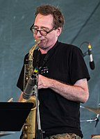 Picture of a band or musician: John Zorn