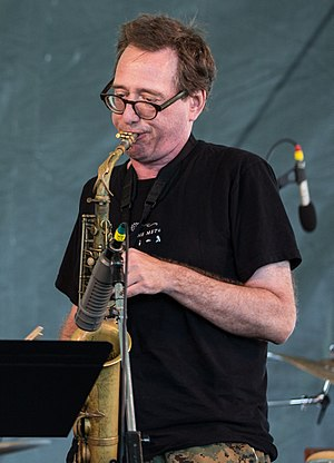John Zorn - Zorn at the Newport Jazz Festival, 2014