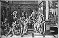 John the Baptist receiving his first bath, Elizabeth is reco Wellcome L0014255.jpg
