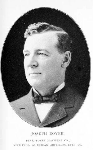 Joseph Boyer