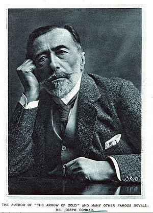 English: Joseph Conrad Print Collection portra...