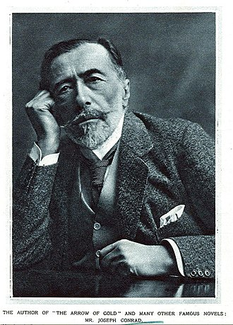 Joseph Conrad - Joseph Conrad, 1919 or after