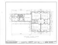 Joseph Price House, 1301 North Market Street, Wilmington, New Castle County, DE HABS DEL,2-WILM,15- (sheet 3 of 6).png