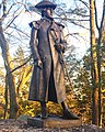 Joseph Warren statue Forest Hills Cemetery, Boston Massachusetts.jpg