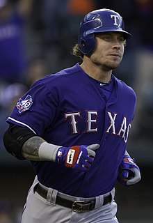 Josh Hamilton American baseball player