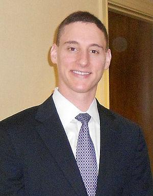 United States Senate election in Ohio, 2012 - Image: Josh Mandel