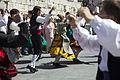 Jota castellana - Procesión de la Virgen de San Lorenzo 2014 - Valladolid 1.jpg