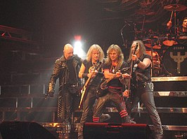 Judas Priest in concert, 2005
