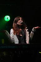 Julia Holter und Band (Haldern Pop 2013) IMGP2430 smial wp.jpg