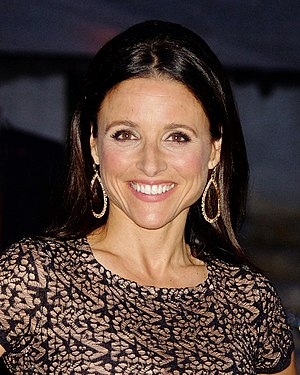 66th Primetime Emmy Awards - Julia Louis-Dreyfus, Outstanding Lead Actress in a Comedy Series winner