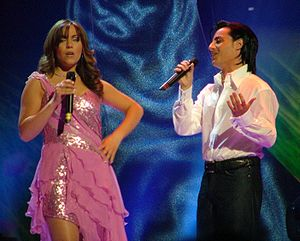 Malta in the Eurovision Song Contest - Image: Julie & Ludwig