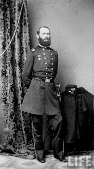 Julius Peter Garesché - Lieutenant Colonel Julius Peter Garesché