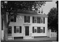 July, 1970 WEST ELEVATION - Nathaniel Woodbury House, 22 Orange Street, Nantucket, Nantucket County, MA HABS MASS,10-NANT,76P-2.tif