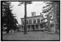 June House and Outhouse, North Salem, Westchester County, NY HABS NY,60-SALN,1- and 1A-1.tif