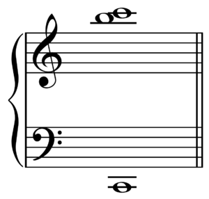 Semitone - 16:15 diatonic semitone.