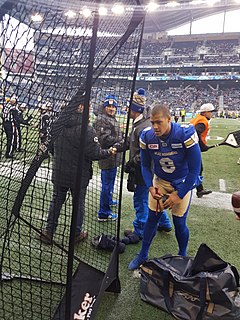 Justin Medlock American football placekicker