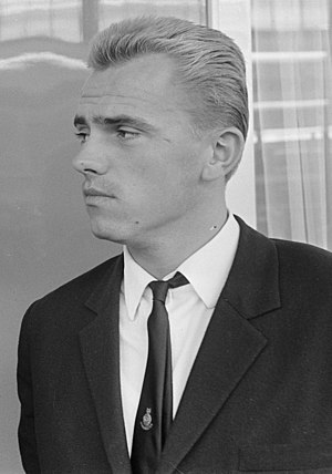 Vasas SC - Club legend Kálmán Mészöly, who played for Vasas between 1952 and 1979