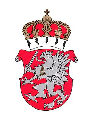 Baltic knighthoods - Livonian Knighthood Coat of Arms