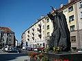 KALISZ majowe obrazki 227 - pomnik Jana Pawła II - panoramio.jpg
