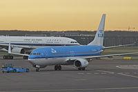 PH-BCA - B738 - KLM