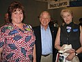 KY Jennifer Smithers and Kay Tillow (CNANNOC) with Bruce Lunsford (2991793383).jpg