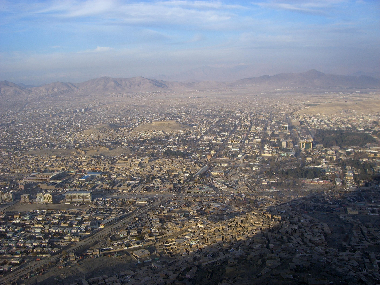 Kabul Map - East Afghanistan, Afghanistan - Mapcarta