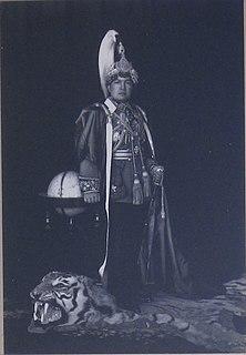 Kaiser Shumsher Jang Bahadur Rana