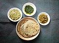 Kalai ruti with bhurta & duck meat.jpg