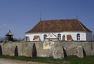 Valea Crișului - Image: Kalnoki reformatus templom