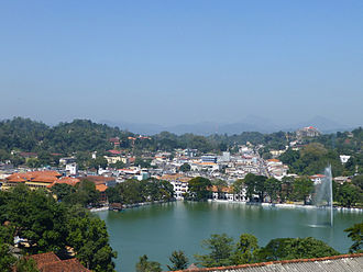 Kandy Lake - Kandy Lake