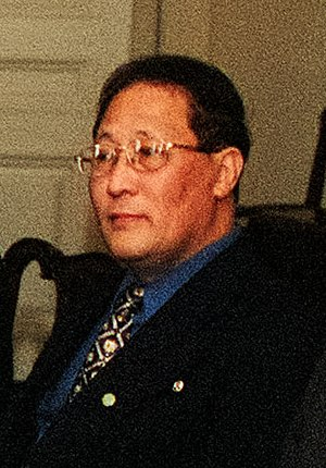 Minister of Foreign Affairs (North Korea) - Image: Kang Sok ju