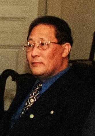 Minister of Foreign Affairs (North Korea) - Image: Kang Sok ju