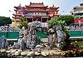 Kaohsiung Lotus Pond Qi Ming Tang Temple 08.jpg