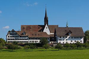 Kappel am Albis - Kappel monastery