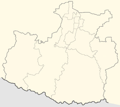 Location map Russia Karachay-Cherkessia