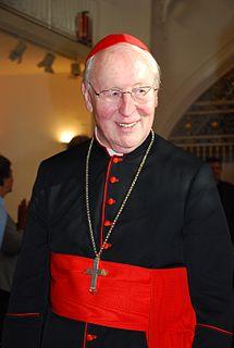 Friedrich Wetter German cardinal of the Catholic Church (born 1928)