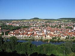 Karlstadt von der Karlsburg.JPG