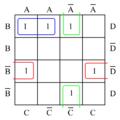 logic diagram karnaugh map logic diagram - wikimedia commons