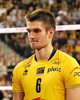Karol Kłos Polish volleyball player
