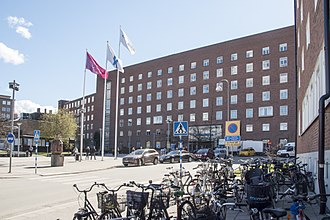 Karolinska University Hospital - University Hospital in Solna