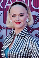 Picture of a band or musician: Katy Perry