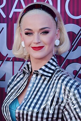 Katy Perry in 2019