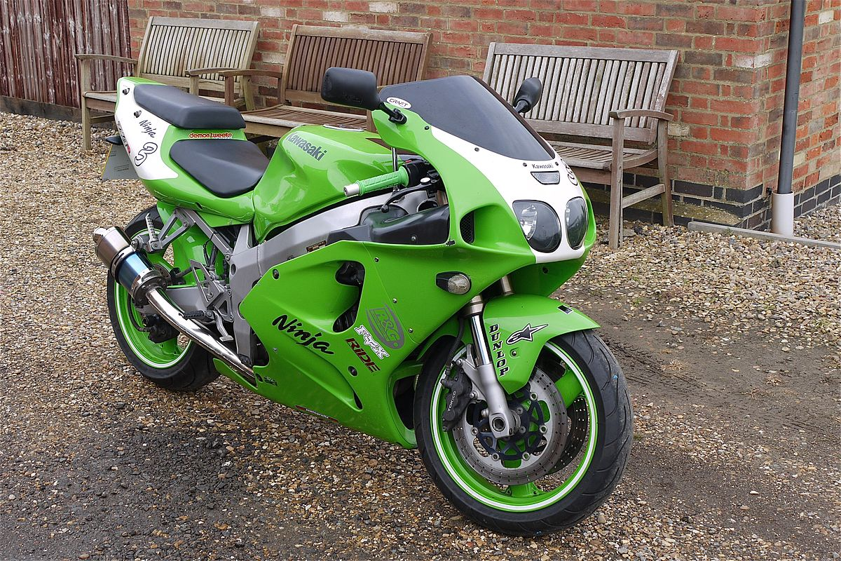 kawasaki ninja zx 7r wikipedia. Black Bedroom Furniture Sets. Home Design Ideas