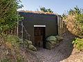 Kazemattenmuseum Kornwerderzand - Replica geinproviceerde bunker Wonsstelling.jpg
