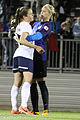 Kelley O'Hara Ashlyn Harris 2013-04-27 Spirit - Sky Blue-134 (8953958049).jpg