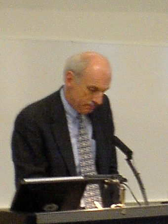 Robert Keohane, international relations theorist Keohane small.jpg