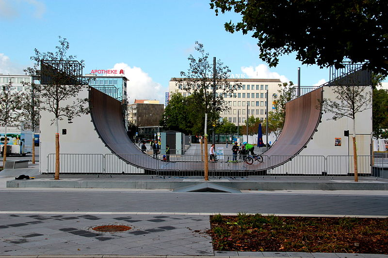 Grind skateboard - deskorolka