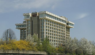 Marriott International - The Key Bridge Marriott is the company's longest operating hotel.